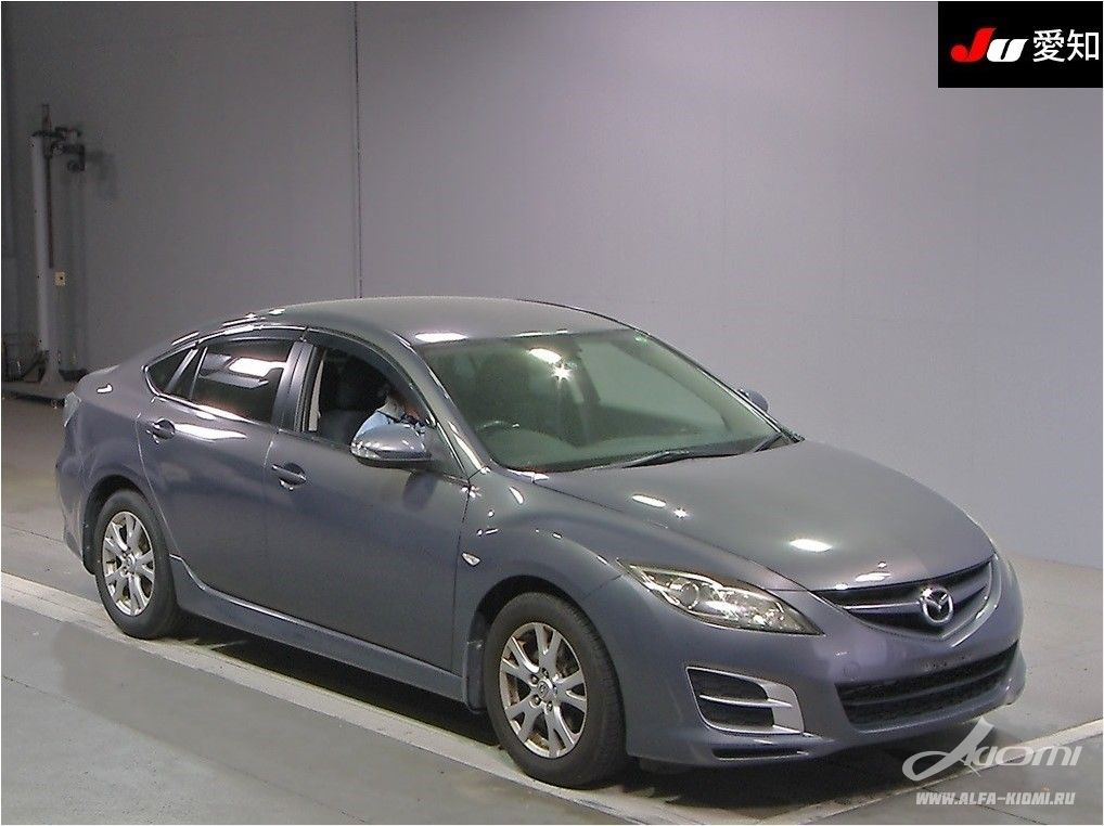 Амортизатор Mazda Atenza GH5AS L5-VE Зад